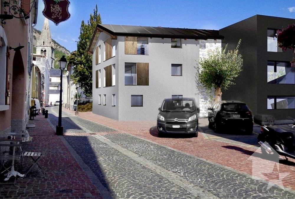 Квартира 2 комнаты на продажу на Martigny, Autigny - Фото 2