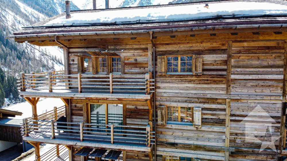 3-Zimmer Wohnung zum/zur Verkaufen in Grimentz in Anniviers - Photo 5