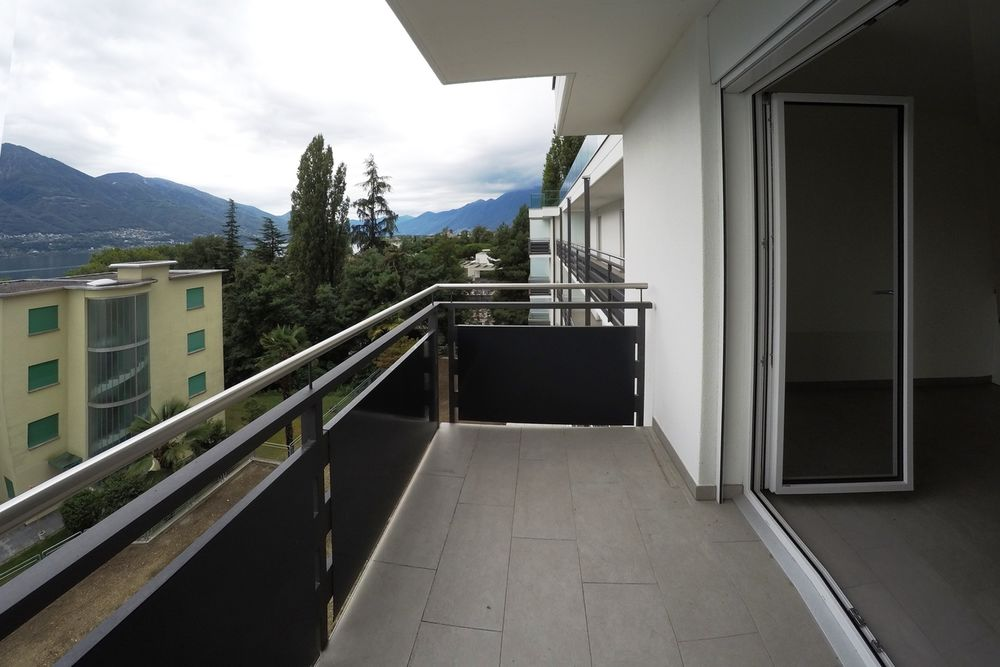 2 Room Apartment To rent at Via Rinaldo Simen 58 in Minusio - 12 Photos