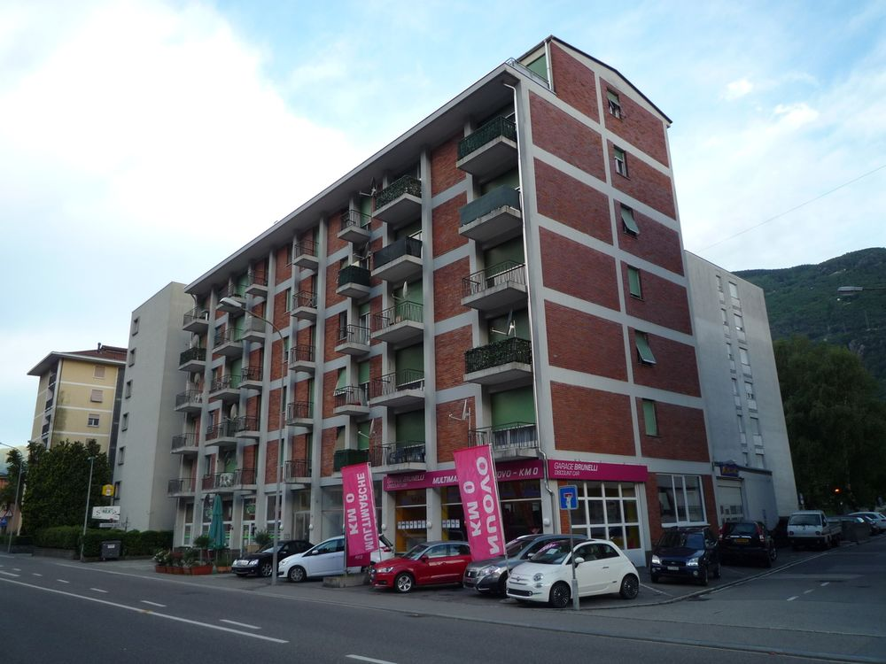Studio To rent at Via San Gottardo 41 in Bellinzona