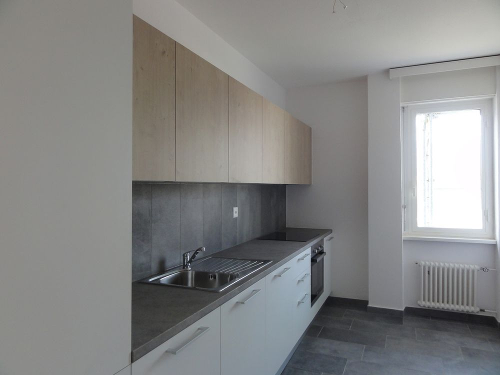 3 Room Apartment To rent at via Ghiringhelli 18 in Bellinzona - 12 Photos