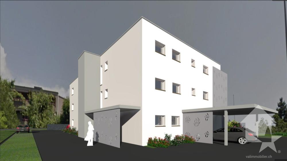 4-Zimmer Wohnung zum/zur Verkaufen in Vouvry in Vouvry - Photo 7