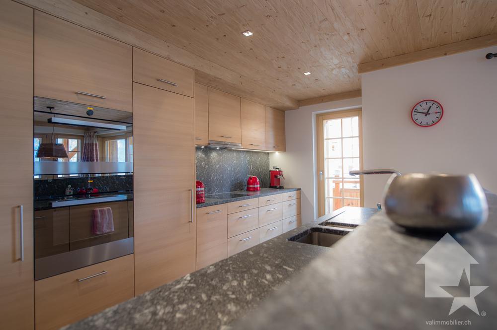 4-Zimmer Wohnung zum/zur Verkaufen in Route de Moiry in Anniviers - Photo 10