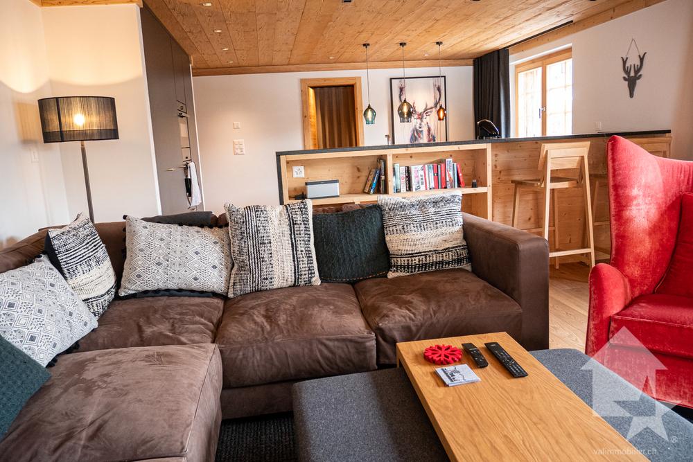 3-Zimmer Wohnung zum/zur Verkaufen in Grimentz in Anniviers - Photo 7
