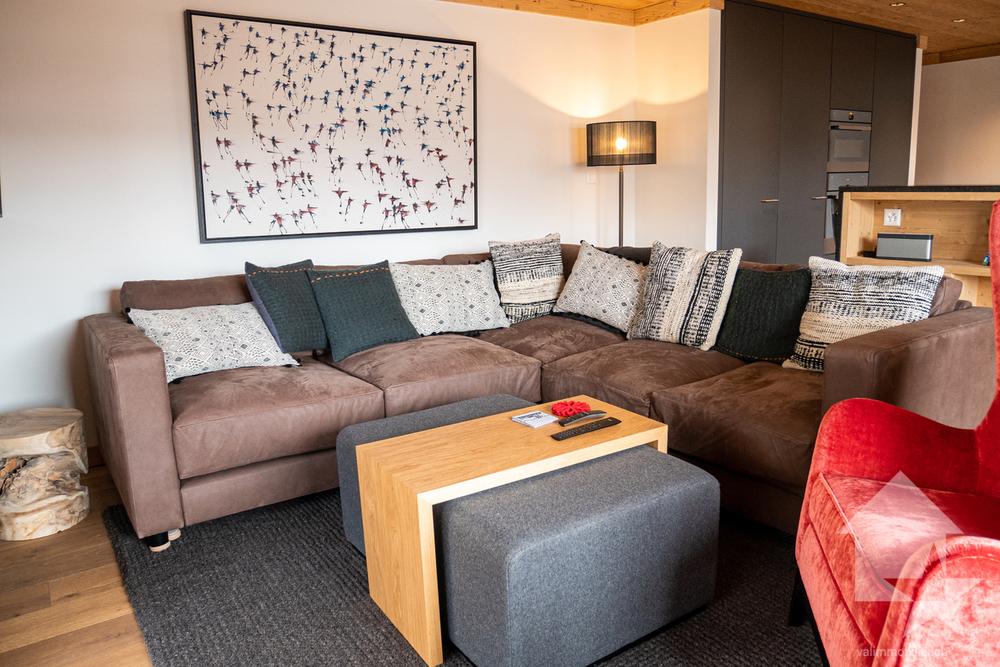 3-Zimmer Wohnung zum/zur Verkaufen in Grimentz in Anniviers - Photo 8