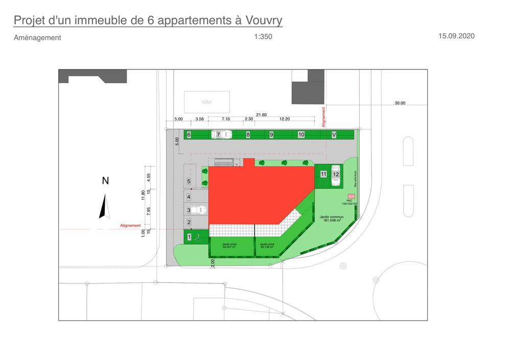 4-Zimmer Wohnung zum/zur Verkaufen in Vouvry in Vouvry - Photo 10