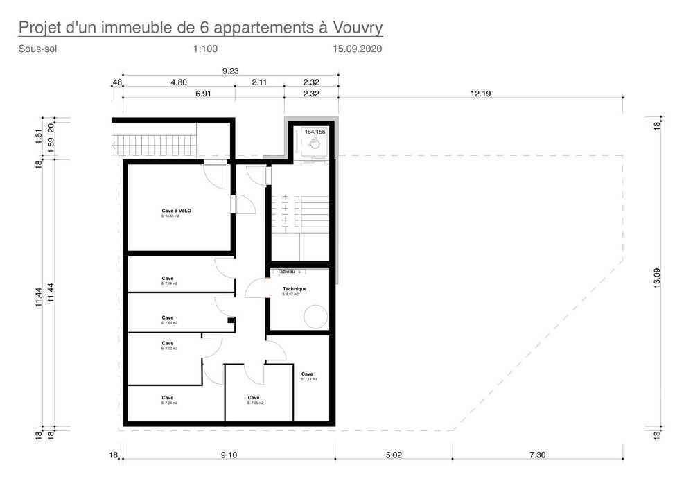 4-Zimmer Wohnung zum/zur Verkaufen in Vouvry in Vouvry - Photo 4