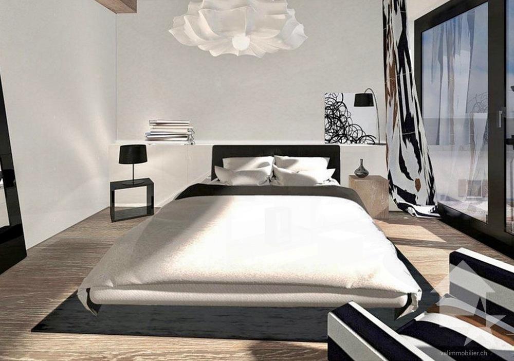 Квартира 2 комнаты на продажу на Martigny, Autigny - Фото 5