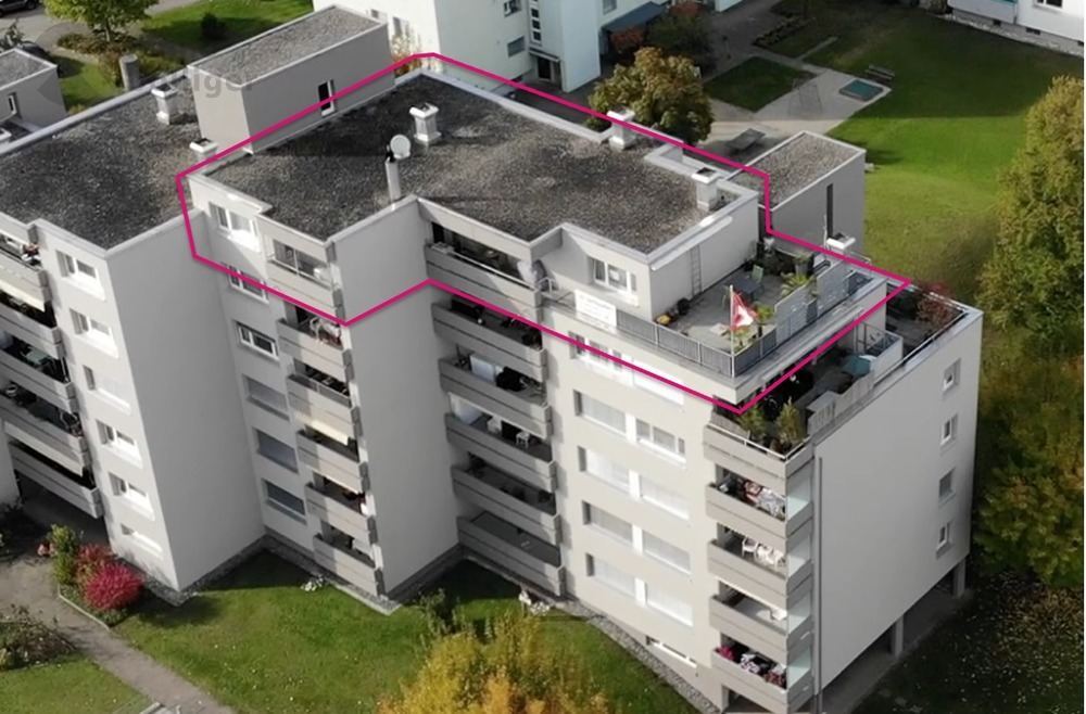 4 Room Apartment For Sale at Fliederstrasse 11 in Zofingen