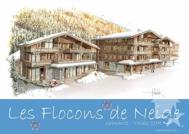 4-Zimmer Wohnung zum/zur Verkaufen in Route des Amis de la Nature in Anniviers