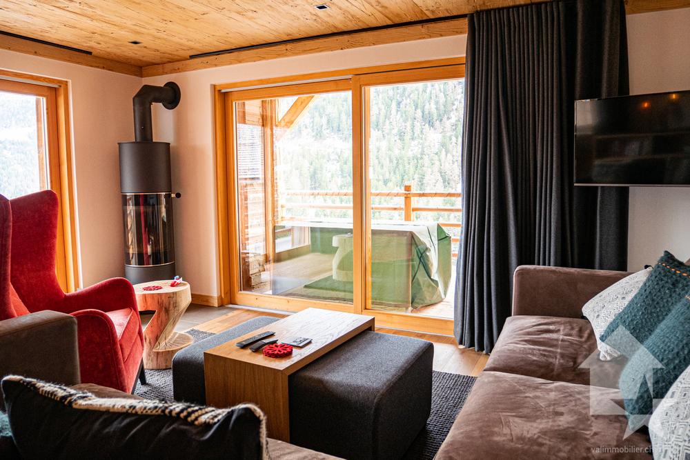 3-Zimmer Wohnung zum/zur Verkaufen in Grimentz in Anniviers - Photo 6