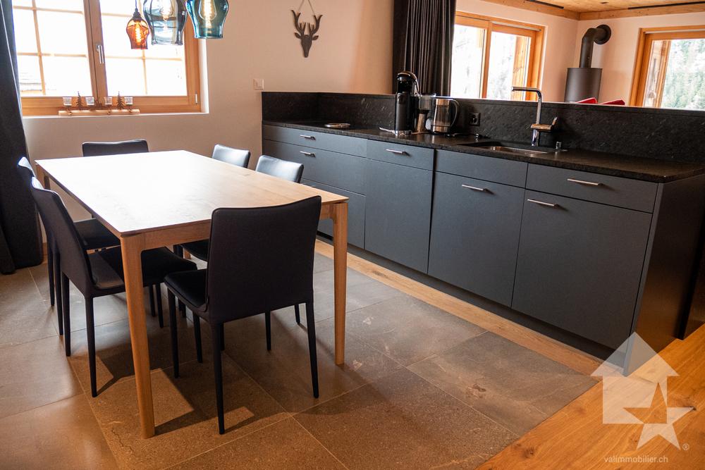 3-Zimmer Wohnung zum/zur Verkaufen in Grimentz in Anniviers - Photo 9
