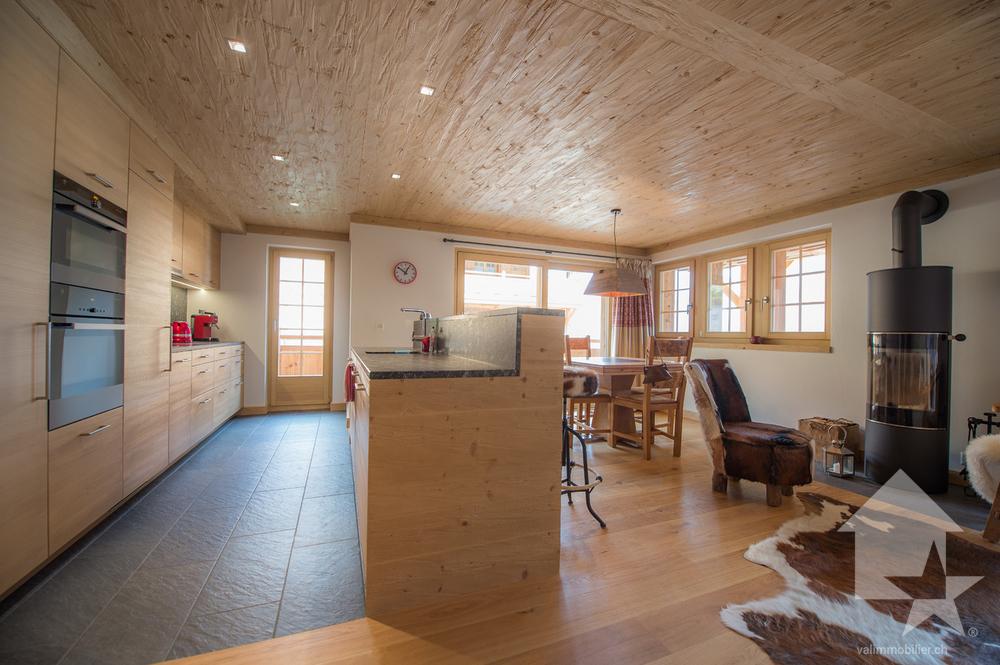 4-Zimmer Wohnung zum/zur Verkaufen in Route de Moiry in Anniviers - Photo 9