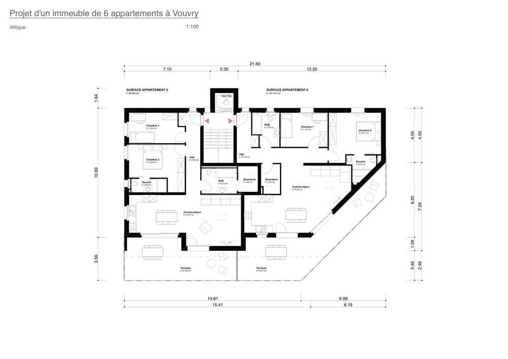 Appartamento 4 locali in Vendita in Vouvry a Vouvry - Foto 7